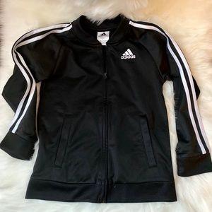 Boys sz 7 Adidas Full zip up